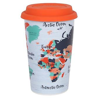 Something Different Adventure Awaits Travel Mug