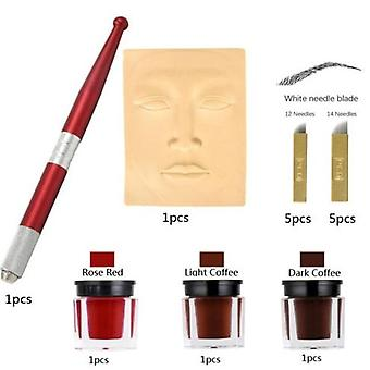 High Quality Permanent Makeup Kit for Body Art Tattoo Paint