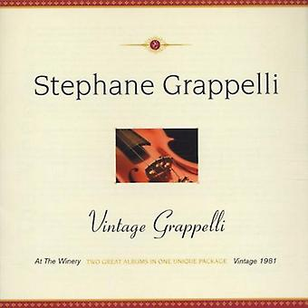 Stephane Grappelli - Vintage Grappelli [CD] USA import