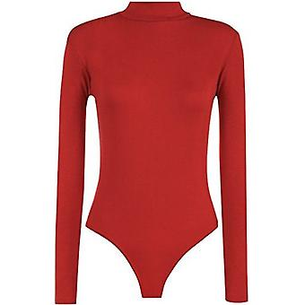 Dames Turtle Neck Bodysuit
