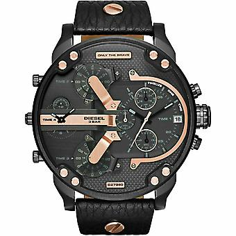 Diesel DZ7350 Daddy 2.0 Chronograph Horloge Mens