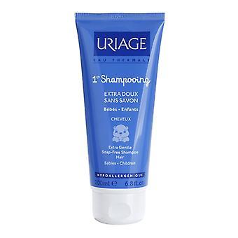 Uriage Bébé 1º Shampoo Sem Sabão 200ml