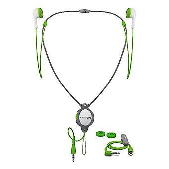 Sennheiser Mx 70 Vc Sport Grüne Kopfhörer