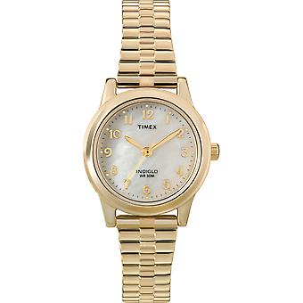 T2M827, Main Street Timex Style Ladies Watch / Mother Of Pearl