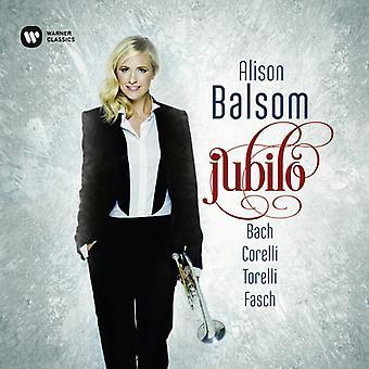 Alison Balsom - Jubilo [CD] USA import