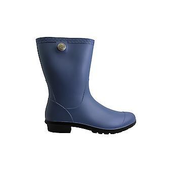 Ugg Australie Femmes Sienna Rubber Fermé Orteil Mid-Calf Rainboots