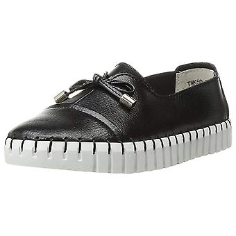 Kids Bernie Mev Girls Twk50 Leather Slip On Loafers