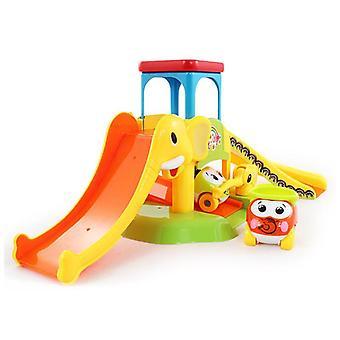 طفل ألعاب سيارة ل1/2/3 سنوات من العمر الفتيان- الفيل موقف للسيارات الجمعية R7rb