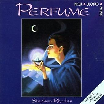 Stephen Rhodes - Perfume [CD] USA import