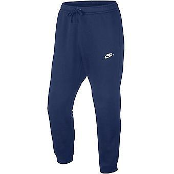Nike Club Fleece BV2707410 evrensel tüm yıl erkek pantolon