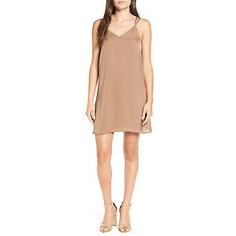 Material Girl   Strappy Shift Dress