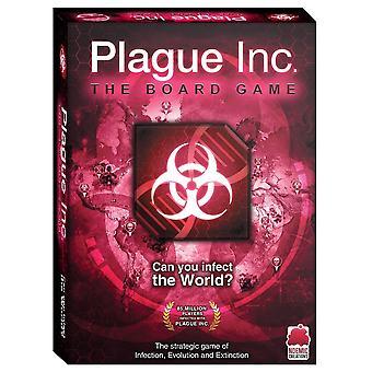 Plague Inc The Board Game