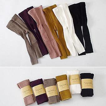 Casual Cotton Stockings Leggings For Girls