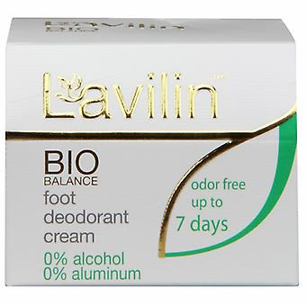 Now Foods Lavilin Foot Deodorant Large, 12.5 grams
