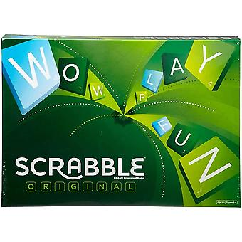 Mattel games scrabble Orginal Y9592 board game for 10 year plus
