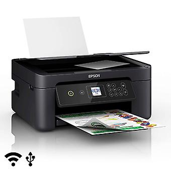 Multifunction Printer Epson Expression Home XP-3100 15-33 ppm LCD WiFi Black
