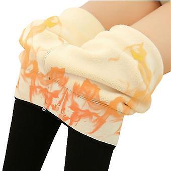 Alta fuerza elástica, a prueba de viento, impermeable pantalones de nieve caliente pantalones pantalones