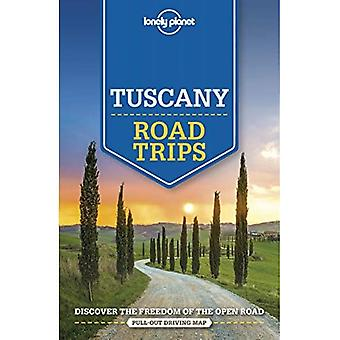 Lonely Planet Toscane Road Trips (Reisgids)