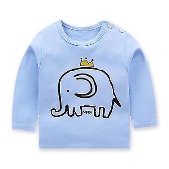 Vêtements de bébé de bébé de bébé de tout nouveau enfant en bas âge, T-shirt
