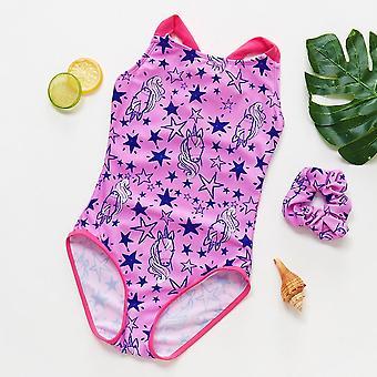 Piger Badetøj Badedragt, / børn Tankini Badedragt Beachwear