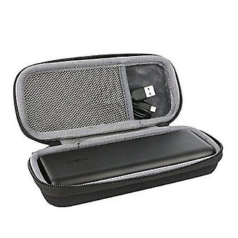 Hard tavel case for anker powercore 20100 20100mah ultra high capacity power bank by co2crea