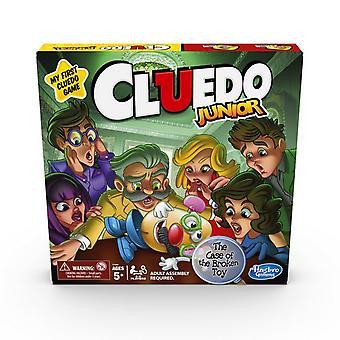 Gra planszowa Cluedo Junior