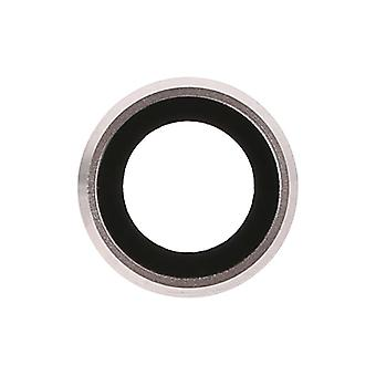 Rear Camera Lens Glass Cover With Metal Frame Holder