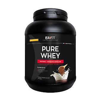 Pure Whey Double Chocolate 750 g of powder (Chocolate)