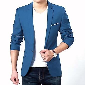 Men Casaco Terno Suit Cardigan Jaqueta Wedding Suits Jacke