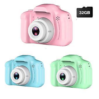 Hd-skærm Chargable digital minikamera legetøj