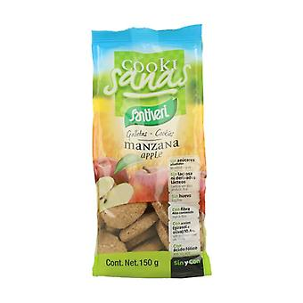 Sugar Free Apple Cookisana Cookies 150 g