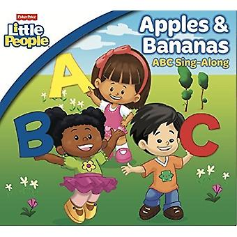 Fisher Price: Apples & Bananas: Abc Singalong - Fisher Price: Apples & Bananas: Abc Singalong [CD] USA import
