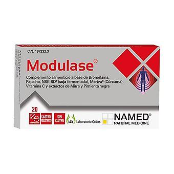 Modulate 20 tablets