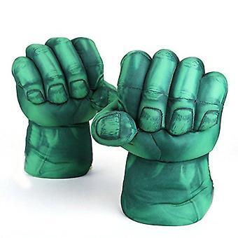 Fgf 1 paire de gants de poing 11 pouces doux peluche gants de boxe jouets cosplay accessoires costume pour les enfants