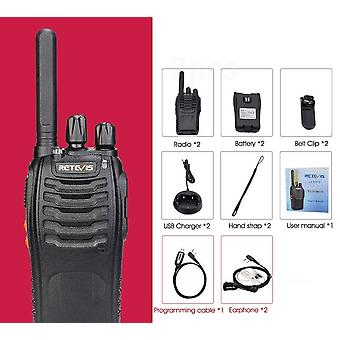 Handy Zwei-Wege-Radio Professional Walkie Talkie