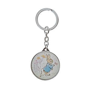 Beatrix Potter Peter Rabbit Metallinen avaimenrendi