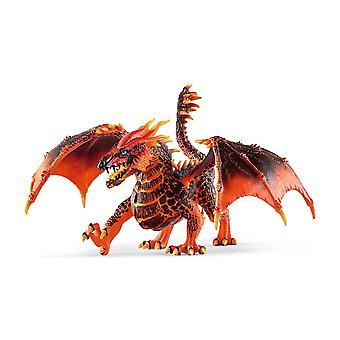Schleich 70138 Lava Dragon Eldrador Creatures Figure