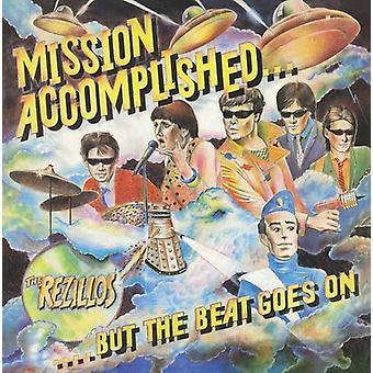 Rezillos - Mission Accomplished [Vinyl] USA import