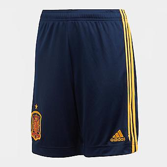 adidas Espanja 2020 Home Kids Jalkapallo Shortsit