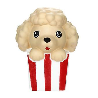 Popcorn Unicorn Cake Squishy Donut Fruit, Squishi, Slow Rising Stress Relief