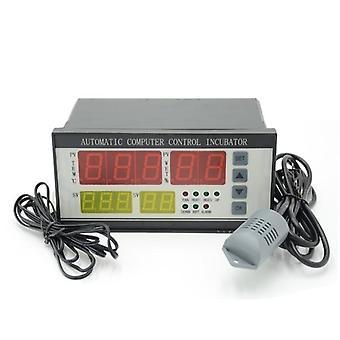 Controlador de incubadora Termostato, Sistema de Control de Incubadoras de Huevos Multifunción