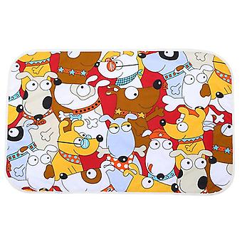 Baby Diaper Changing Mat, Infants, Portable, Foldable, Washable, Waterproof