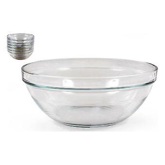 Salad Bowl Duralex Circular apilable (3