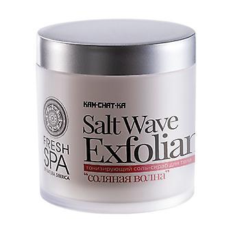 Kam-Chat-Ka Salt Wave Energizing Scrub 400 ml of cream