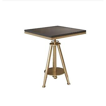 Kombination einfache und frische Cafe Dessert Shop Eisen kleine Tisch und Stuhl