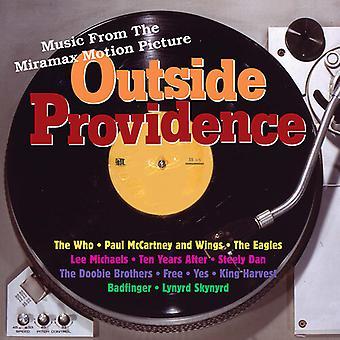 Ulkopuolella Providence (Musiikki Miramax Motion Pic) - Ulkopuolella Providence (Musiikki Miramax Motion Pic) [Vinyyli] Usa tuonti