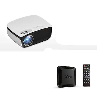 Mini Projector Rd850 Native 1280 X 720p Led Android Wifi Portable Beamer Video