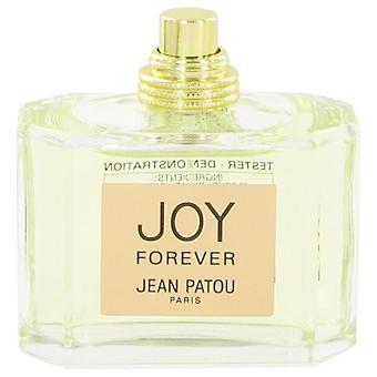 Alegria para sempre Eau De Parfum Spray (Tester) por Jean Patou 2,5 oz Eau De Parfum Spray
