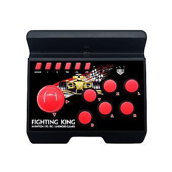 4 ב 1 קונסולה קווית רטרו ארקייד ג'ויסטיק עבור נינטנדו מתג בקר רחוב הלחימה מקל עבור PS3 PC אנדרואיד משחק