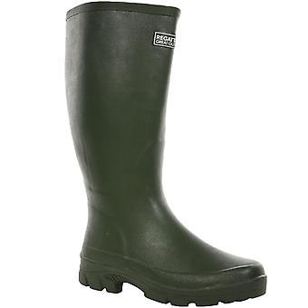Regatta Mens Mumford II Utomhus Wellies Welly Wellington Boots - Deep Green